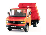 Mercedes-Benz T2 609D Truck 1986–96 wallpapers