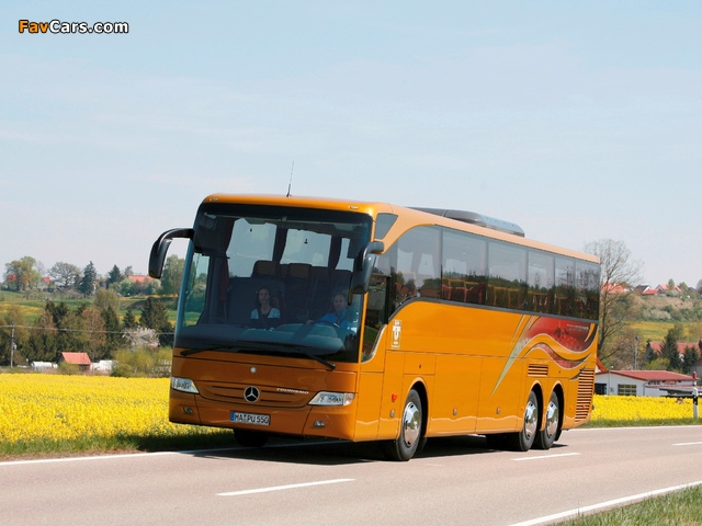 Mercedes-Benz Tourismo L (O350) 2007 pictures (640 x 480)