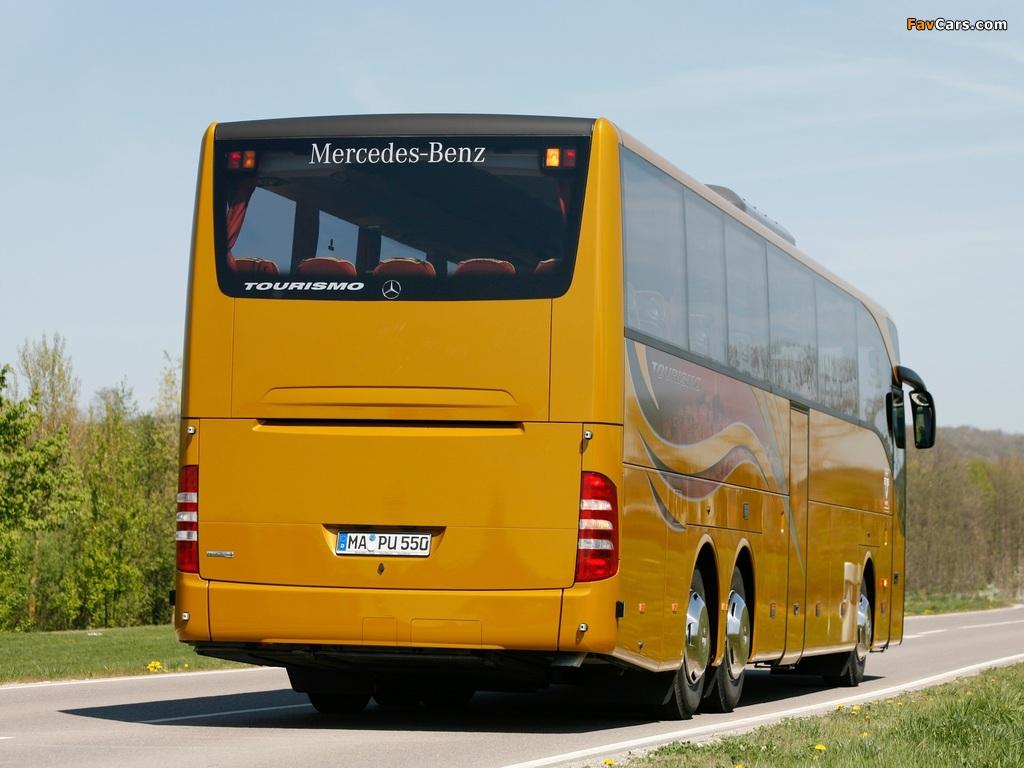 Photos of Mercedes-Benz Tourismo L (O350) 2007 (1024 x 768)