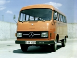 Mercedes-Benz Transporter (L206) 1970–75 wallpapers
