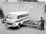 Mercedes-Benz LE306 Electro Transporter 1972 photos