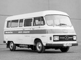 Mercedes-Benz LE306 Electro Transporter 1972 wallpapers