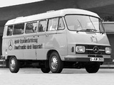 Mercedes-Benz Transporter Hydrid (L307) 1975 pictures