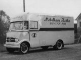 Pictures of Mercedes-Benz Transporter Fourgon (L319) 1963–67