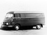 Pictures of Mercedes-Benz Transporter (L206) 1970–75
