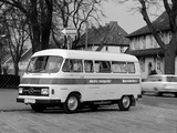 Pictures of Mercedes-Benz LE306 Electro Transporter 1972