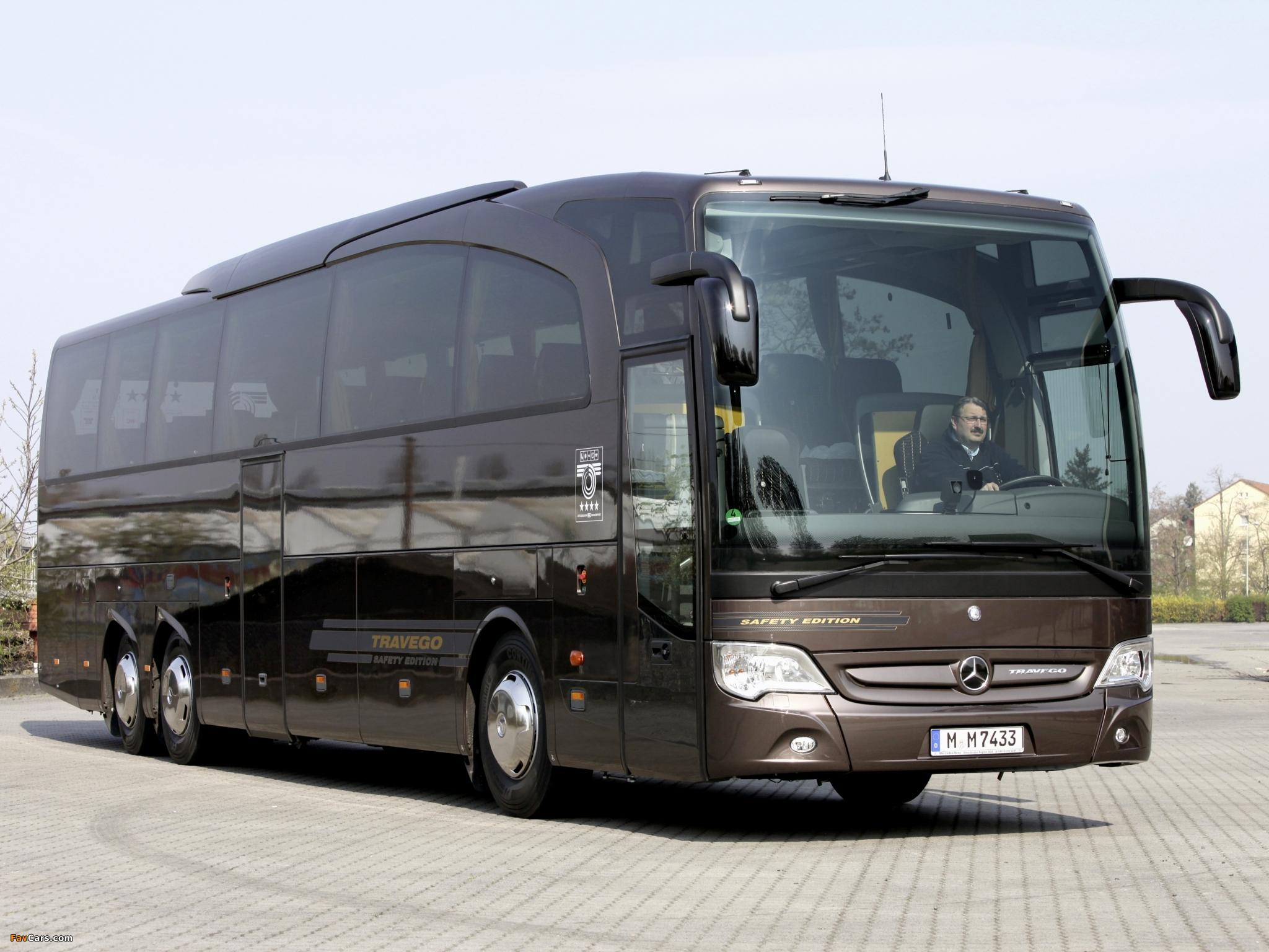 Mercedes Travego Vs Turismo