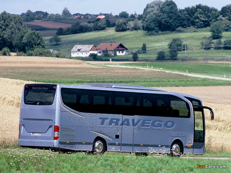Mercedes-Benz Travego (O580) 1999–2006 wallpapers (800 x 600)