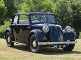 Images of Mercedes-Benz 130 H Cabriolet Saloon (W23) 1934–36