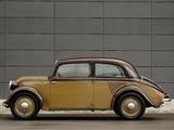 Mercedes-Benz 130 Limousine (W23) 1934–36 photos