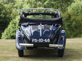 Pictures of Mercedes-Benz 130 H Cabriolet Saloon (W23) 1934–36