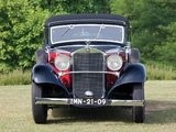 Images of Mercedes-Benz 200 lang Cabriolet B (W21) 1933–36
