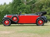 Mercedes-Benz 200 lang Cabriolet B (W21) 1933–36 photos