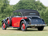 Mercedes-Benz 200 lang Cabriolet B (W21) 1933–36 pictures