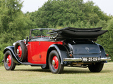 Photos of Mercedes-Benz 200 lang Cabriolet B (W21) 1933–36
