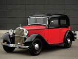 Mercedes-Benz 200 Sonnenschein Limousine (W21) 1933–36 wallpapers