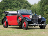 Mercedes-Benz 200 lang Cabriolet B (W21) 1933–36 wallpapers