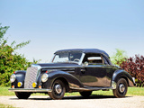 Images of Mercedes-Benz 220 Cabriolet A (W187) 1951–55