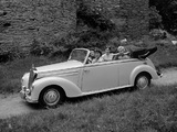 Mercedes-Benz 220 Cabriolet B (W187) 1951–55 images