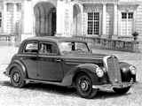 Mercedes-Benz 220 (W187) 1951–55 photos
