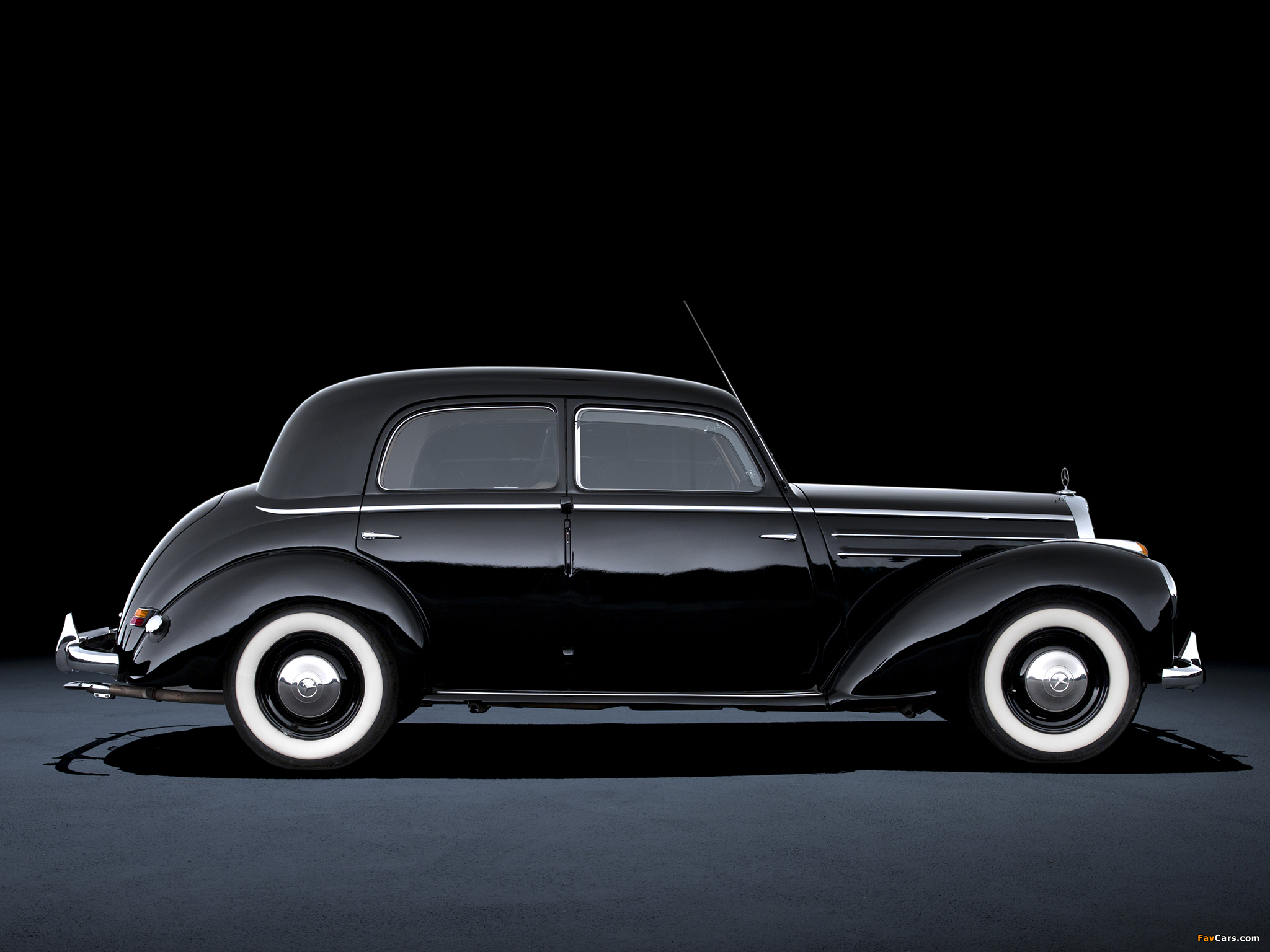 Mercedes-Benz 220 (W187) 1951–55 wallpapers (2048 x 1536)