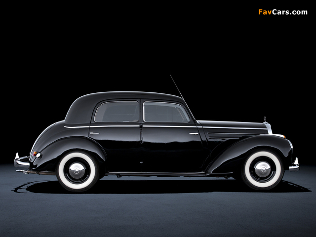 Mercedes-Benz 220 (W187) 1951–55 wallpapers (640 x 480)