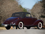 Mercedes-Benz 220 Cabriolet A (W187) 1951–55 wallpapers