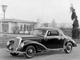 Mercedes-Benz 220 Coupe (W187) 1954–55 photos