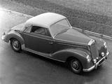 Photos of Mercedes-Benz 220 Cabriolet A (W187) 1951–55
