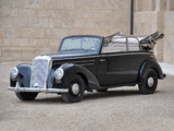 Photos of Mercedes-Benz 220 Cabriolet B (W187) 1951–55