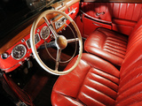 Pictures of Mercedes-Benz 220 Cabriolet A (W187) 1951–55