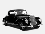 Pictures of Mercedes-Benz 220 Coupe Prototype (W187) 1951
