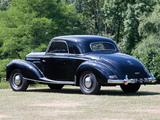 Pictures of Mercedes-Benz 220 Coupe (W187) 1954–55
