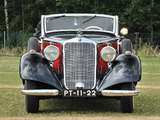 Images of Mercedes-Benz 230 N Cabriolet A (W143) 1937