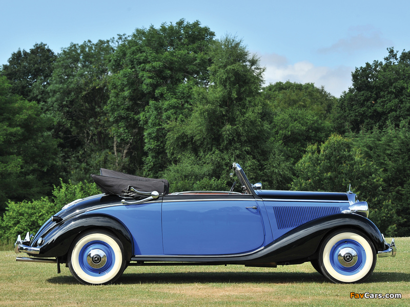 Images of Mercedes-Benz 230 Cabriolet A (W143) 1937–41 (800 x 600)