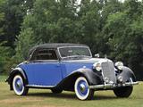 Mercedes-Benz 230 Cabriolet A (W143) 1937–41 images