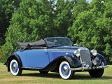 Mercedes-Benz 230 Cabriolet A (W143) 1937–41 wallpapers