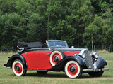 Photos of Mercedes-Benz 230 N Cabriolet A (W143) 1937