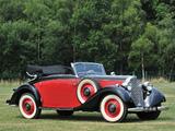 Photos of Mercedes-Benz 230 N Cabriolet A (W143) 1937