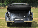 Mercedes-Benz 230 N Cabriolet A (W143) 1937 wallpapers