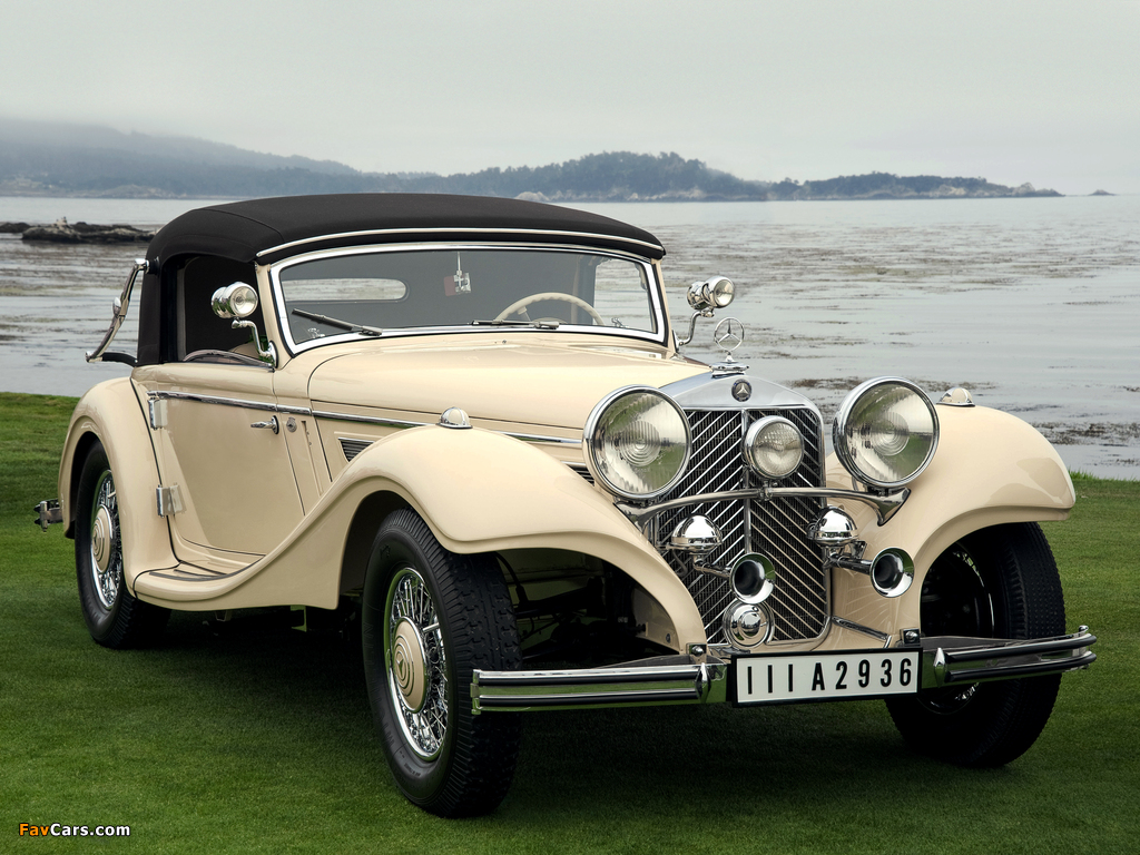 Images of Mercedes-Benz 290 Cabriolet A (W18) 1933–37 (1024 x 768)