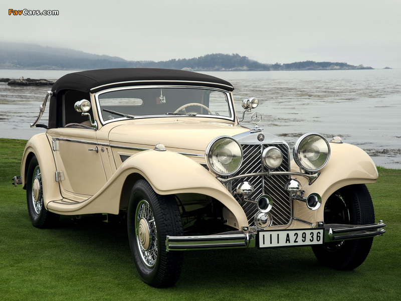 Images of Mercedes-Benz 290 Cabriolet A (W18) 1933–37 (800 x 600)