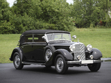Images of Mercedes-Benz 290 Cabriolet D (W18) 1934–37