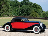 Images of Mercedes-Benz 290 lang Cabriolet A (W18) 1934–37