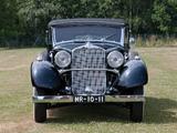 Mercedes-Benz 290 Cabriolet B (W18) 1933–37 images