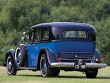 Mercedes-Benz 290 Limousine (W18) 1933–37 images