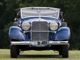 Mercedes-Benz 290 Cabriolet D (W18) 1933–37 images