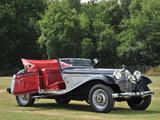 Mercedes-Benz 290 Cabriolet A (W18) 1933–37 images