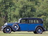 Mercedes-Benz 290 Limousine (W18) 1933–37 photos