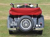 Mercedes-Benz 290 Cabriolet A (W18) 1933–37 pictures